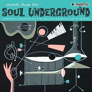 Sounds From The Soul Underground - Greg Boraman
