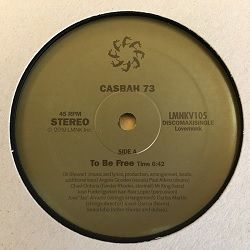 To Be Free - Casbah 73
