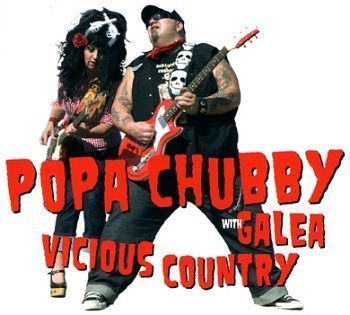 Vicious Country - Popa Chubby y Galea