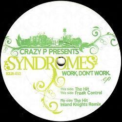 Work, Don't Work EP - Crazy P